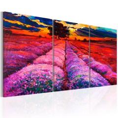 Artgeist Wandbild - Land of Colours