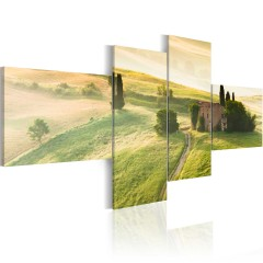Artgeist Wandbild - Legere Toskana
