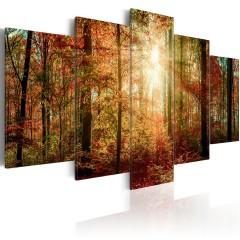 Artgeist Wandbild - Autumn Wilderness
