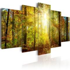 Artgeist Wandbild - Mystical Forest