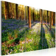 Artgeist Wandbild - Spring Forest