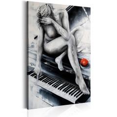 Artgeist Wandbild - Sensual Music