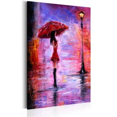 Artgeist Wandbild - Colours of Loneliness