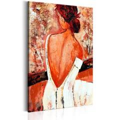 Artgeist Wandbild - Debutante