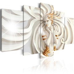 Artgeist Wandbild - Goddess of the Sun