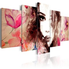 Artgeist Wandbild - Poesie des Flüsterns