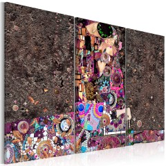 Artgeist Wandbild - Amorous Jigsaw
