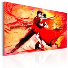 Artgeist Wandbild - Tanz der Sinne