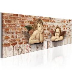 Artgeist Wandbild - Angels Relaxation
