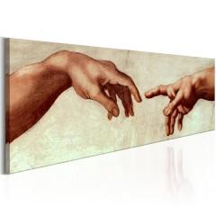 Artgeist Wandbild - God's Finger