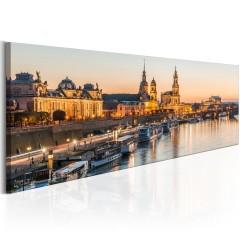 Artgeist Wandbild - Beautiful Dresden