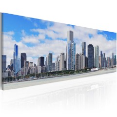 Artgeist Wandbild - Big city - big hopes