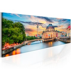 Artgeist Wandbild - Berlin: Museum Island