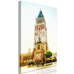 Artgeist Wandbild - Cracow: Town Hall (1 Part) Vertical