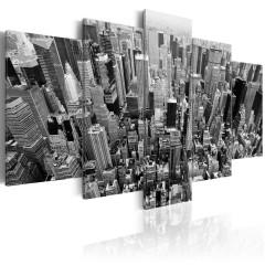 Artgeist Wandbild - Hochhäuser von New York