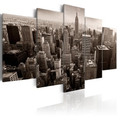 Artgeist Wandbild - Modernity's Shade