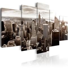 Artgeist Wandbild - Stylish Manhattan