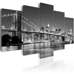 Artgeist Wandbild - Träume über New York