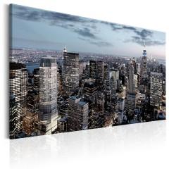 Artgeist Wandbild - Twilight City