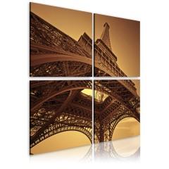 Artgeist Wandbild - Eiffelturm - Paris