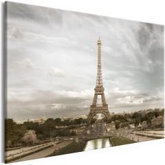 Artgeist Wandbild - Pride of Paris