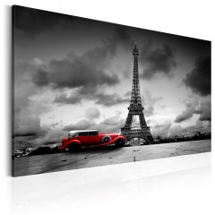 Artgeist Wandbild - Reisen nach Paris