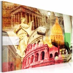 Artgeist Wandbild - Zauberhaftes Rom