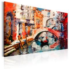 Artgeist Wandbild - Summer in Venice