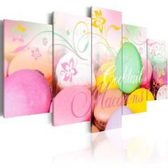 Artgeist Wandbild - Macarons