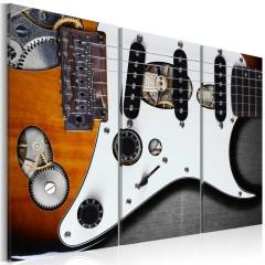 Artgeist Wandbild - Guitar Hero