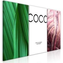 Artgeist Wandbild - Coco (Collection)