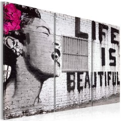 Artgeist Wandbild - Lust aufs Leben