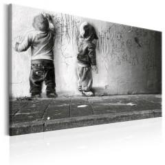 Artgeist Wandbild - New Generation