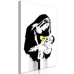 Artgeist Wandbild - Nursing Mother (1 Part) Vertical