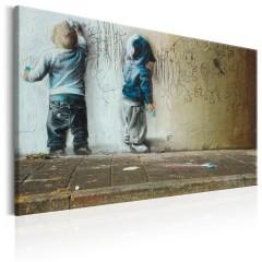 Artgeist Wandbild - Young Artists
