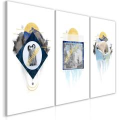 Artgeist Wandbild - Antarctica (Collection)