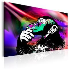 Artgeist Wandbild - Colourful Party