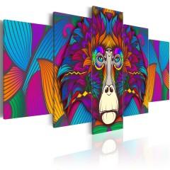 Artgeist Wandbild - Hypnosis of Colours