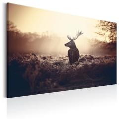 Artgeist Wandbild - Lurking Deer
