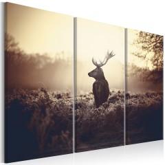 Artgeist Wandbild - Lurking Deer I