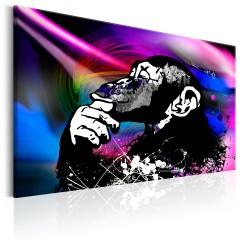Artgeist Wandbild - Neon Party