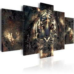 Artgeist Wandbild - Predatory Beauty