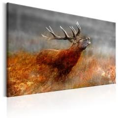 Artgeist Wandbild - Roaring Deer