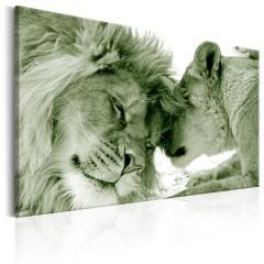 Artgeist Wandbild - Whisper of Love