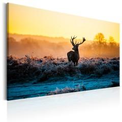 Artgeist Wandbild - Wintertime