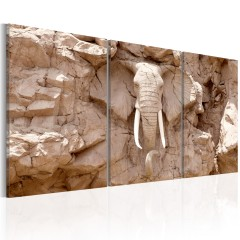 Artgeist Wandbild - Stone Guard
