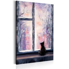 Artgeist Wandbild - Cat's Stories