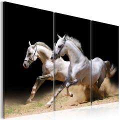 Artgeist Wandbild - Pferde - Energie und Dynamik
