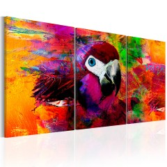 Artgeist Wandbild - Jungle of Colours