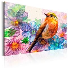 Artgeist Wandbild - Nightingale's Song